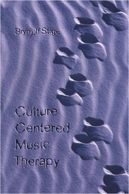 Book Cover:  Culture Centered Music Therapy