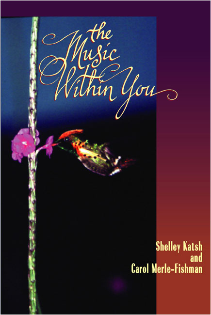 Book Cover:  The Music Within You